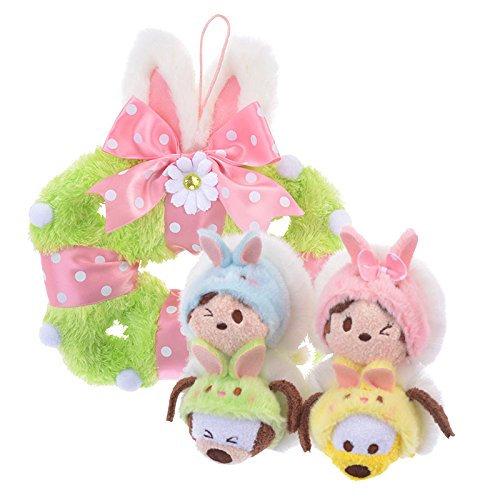 Easter 2017 Series Tsum Tsum -Flower Garden Mickey & Friends Tsum Tsum
