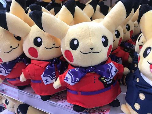 Pokemon [PO]- - Singapore Exclusive Pikachu Cabin Attendant