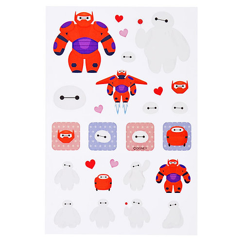 Disney Characters Sticker Collection - Baymax Sticker