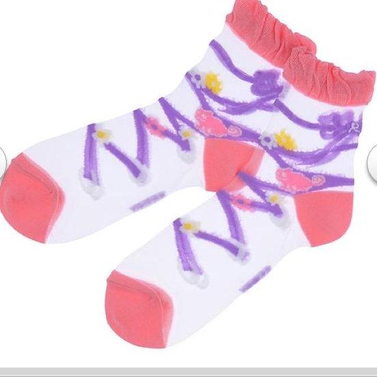 Sock Series : Rapunzel sock