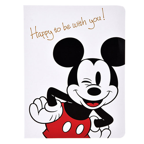 Memo Collection - Mickey & Friends A5 Post-it Memo Note pad