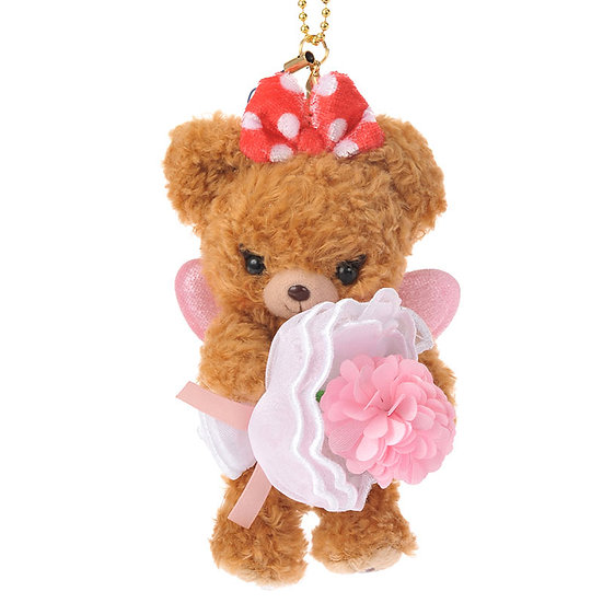 Unibearsity Keychain Collection - Pudding Unibearsity Flower & Gift Keychain