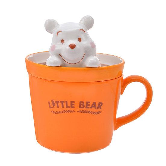 Mug Collection Homeware - Winnie the Pooh latte Art Little Bear Mug