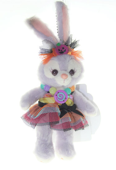 Duffy & Friend Collection - Stella Lou Halloween Candy Plushie Keychain
