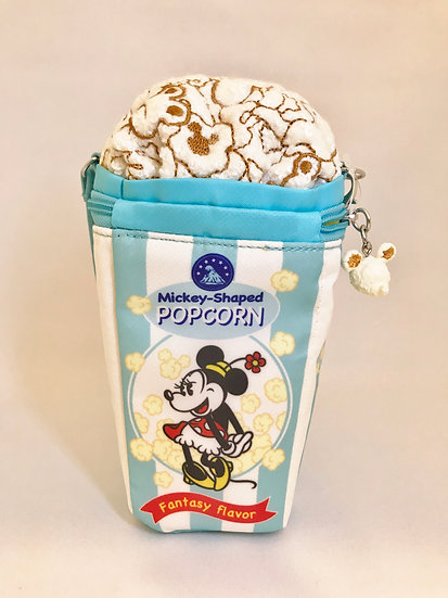 Make-up Pouch Collection:Disneyland Exclusive Pop-corn Mickey Pencil case Pouch