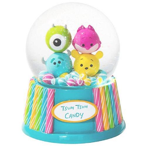 Candy Tsum Tsum : Candy Snow Globe