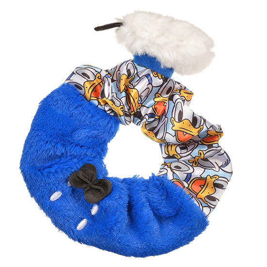 Scrunchie Hair Decoration : Donald Fun! Hat Puffy Hair Scrunchie
