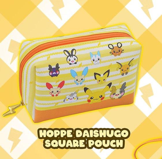 Pokemon [PO]- Singapore Jewel Pokemon Centre Hoppe Daishugo Square Pouch