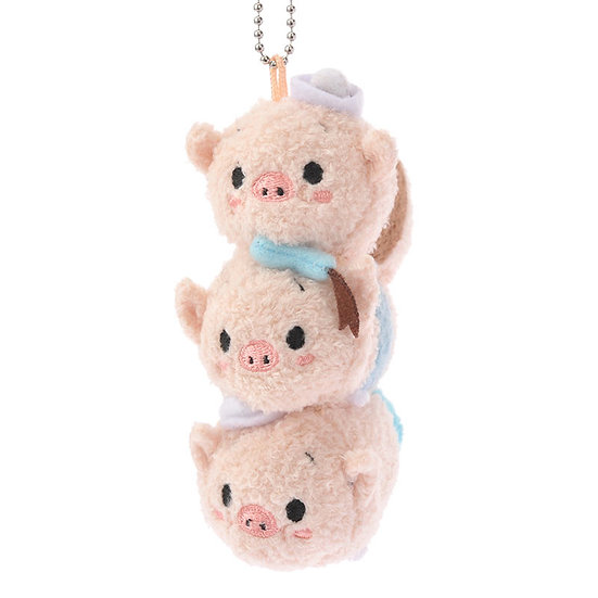 Tsum Tsum Stack Stack-  3 Little Pig