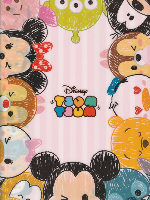 File Collection - Tsum Tsum Color Sketch File Set ( 1 pc set )