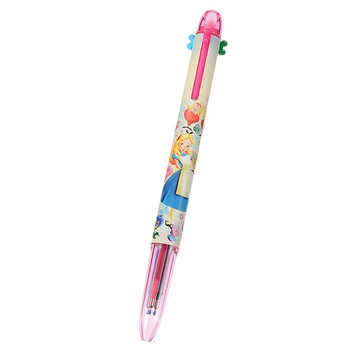 Hi-Tech C Coleto Series -Alice Curious Garden Hi-Tech C Coleto 3 Color Pen