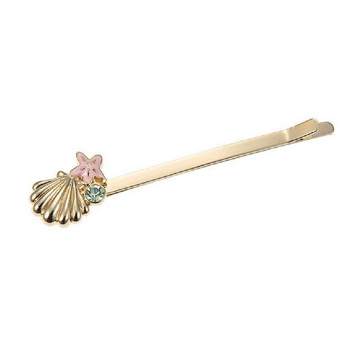 Hair Pin Collection - Little Mermaid Ariel Sea Shell Hair Pin