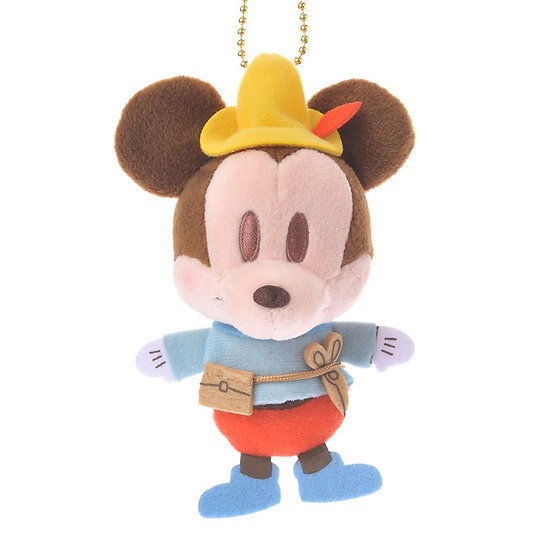 Plushie Keychain Series: Fairy Tale Series - Mickey
