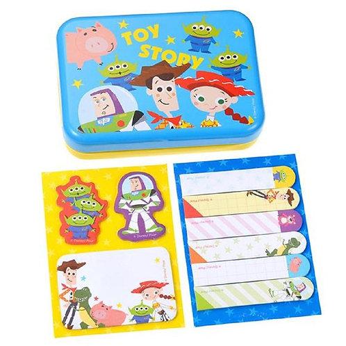 Toy Story Series - Memo tin set