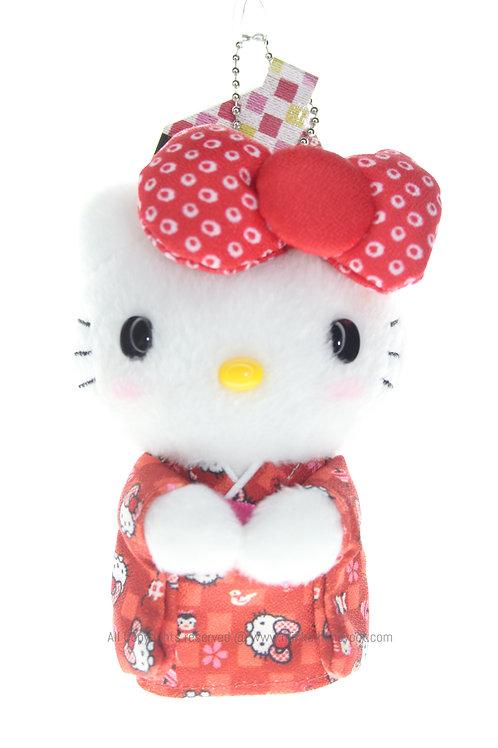 Plushie Keychain Collection - Japan Kimono Hello Kitty Japan Limited