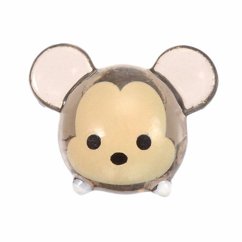 Single Design Earring Collection : Tsum Tsum Mickey Transparent Earring