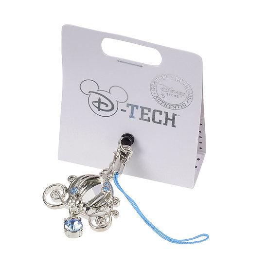 Strip Dust plug Keychain Collection -Cinderella Dream Carriage