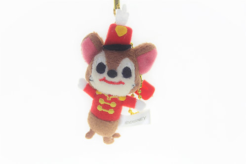 Plushie Keychain Collection -  Timothy Mouse Cheeky Plushie Keychain