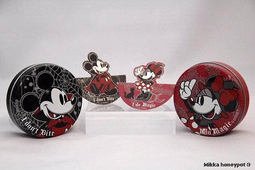Halloween Special : Mickey & Minnie Memo Tin Set