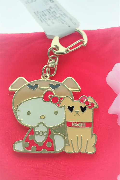 Snap Hook Keychain Collection- Hello Kitty Shibuya Edition Key Keychain