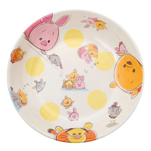 Tsum Tsum sketch Pooh Melamine Pasta Plate