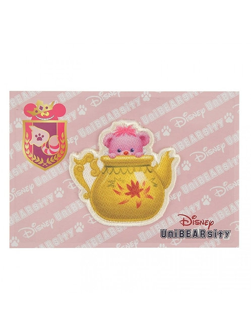 Embroidery DIY Sticker Collection -Alice In Wonderland Unibearsity Teapot
