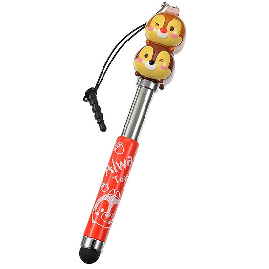 Little Accessories - Tsum Tsum Fever Chip & Dale Smartphone touch pen