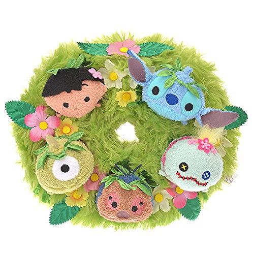 DISNEY TSUM TSUM DECORATION - Lilo & Stitch 2017 Anniversary Wreath Collection