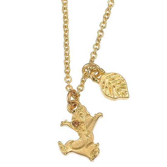 Jewel Collection - Chip Charm Amulet Pendant necklace