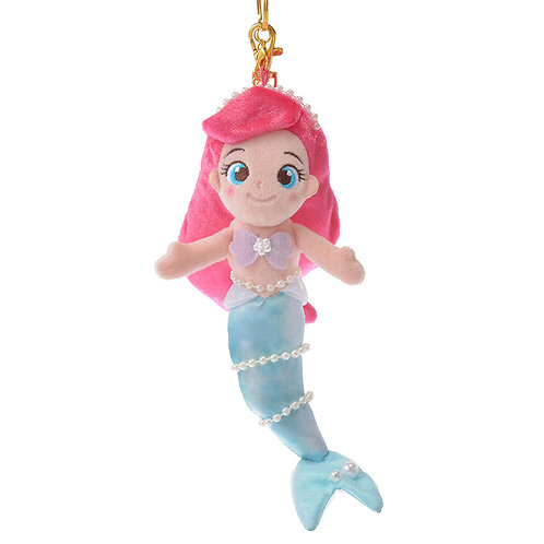 Plushie Keychain Series : FASHION-PEARL PARTY Little Mermaid Ariel