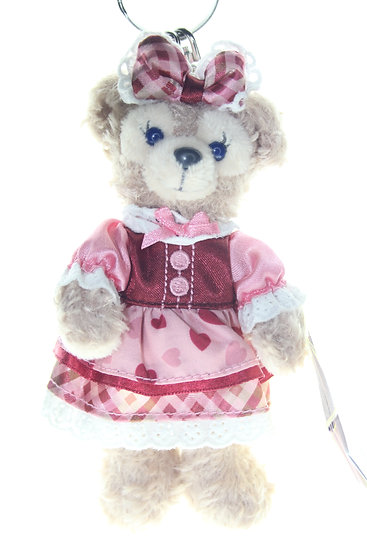 Duffy & Friend Collection - Shellie May HK Valentine Plushie Keychain