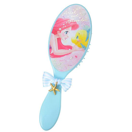 "Hair Brush Series -""MERMAID LAGOON"" series Little Mermaid Hair Brush"