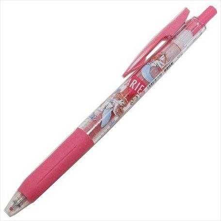 Sarasa Series : Disney Little Mermaid Ariel Sarasa Clip 0.5 Gel Red  Ball Pen
