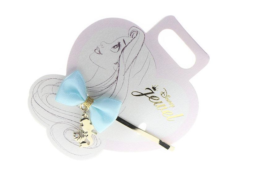 Hair Pin Collection - Little Mermaid Ariel Ribbon Hair Pin