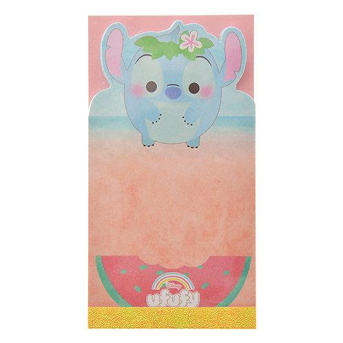 Memo Collection -Stitch Ufufy Summer Folding Card Memo
