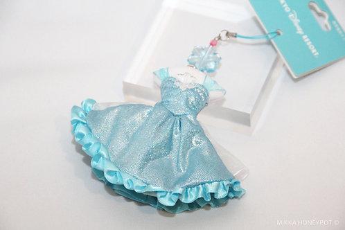 Frozen Dress Keychain - Elsa
