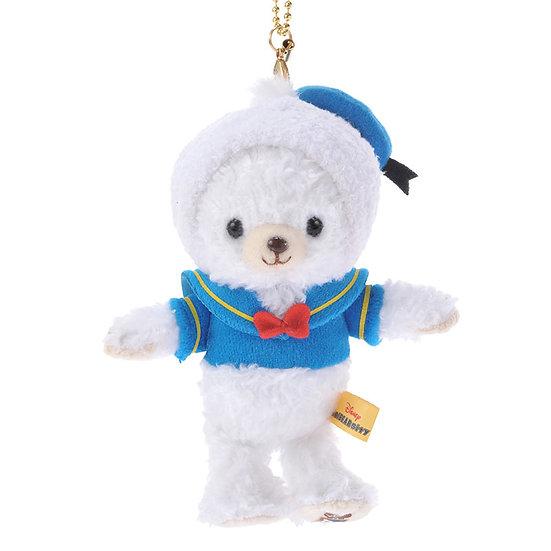 Unibearsity Keychain Collection - Whip The Unibearsity Donald Mascot