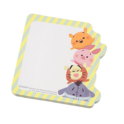 Sticky Pad Series: Winnie the Pooh Tsum Tsum sticky memo pad