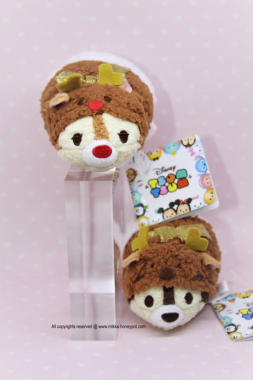 Christmas 2016 Series Tsum Tsum - Chip & Dale Set