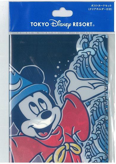 Post Card / Greeting Card Series -Tokyo Disneyland Post Card Season Collection 1