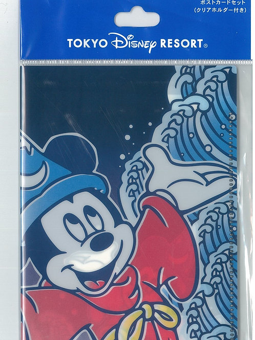 Post Card / Greeting Card Series -Tokyo Disneyland Post Card Season Collection 1