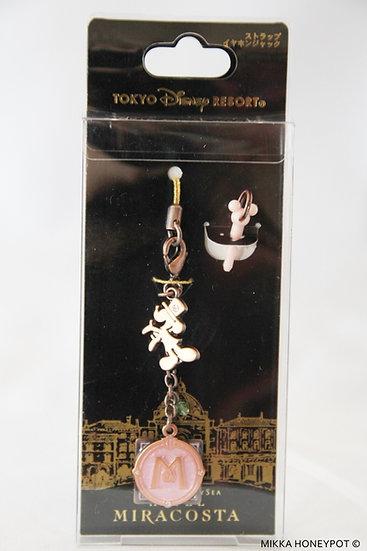 Tokyo Disney Exclusive :Miracosta Mickey Keychain