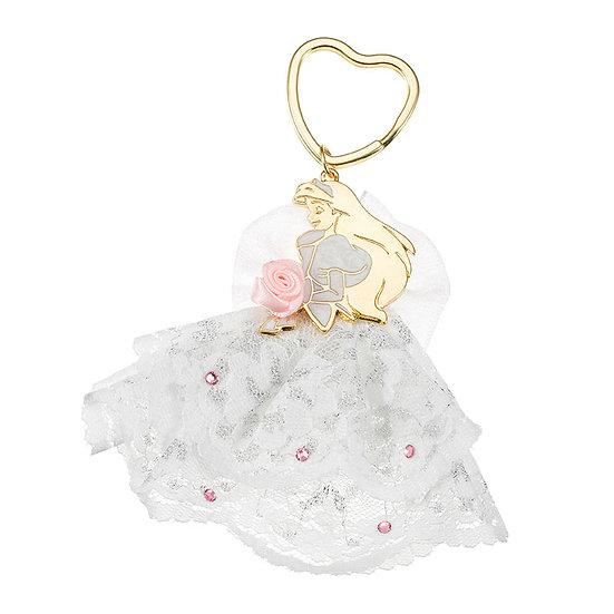 Ring Keychain collection - Disney Classics Little Mermaid Wedding Keychain