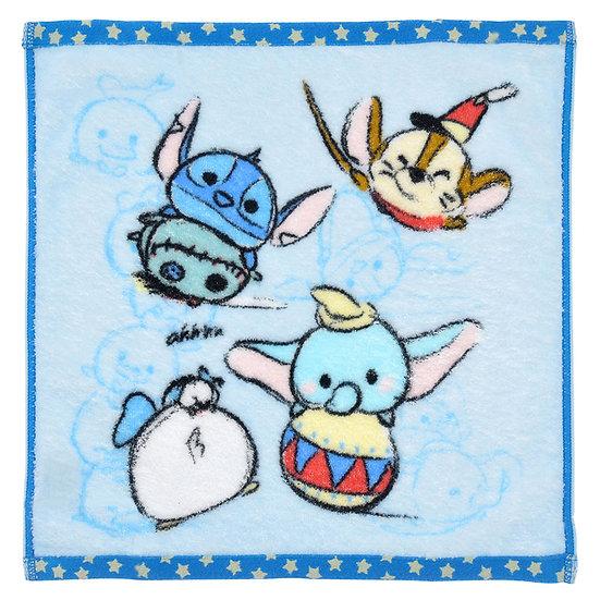 Little Accessories - Stitch / Dumbo / Donald Tsum tsum Towel (S)