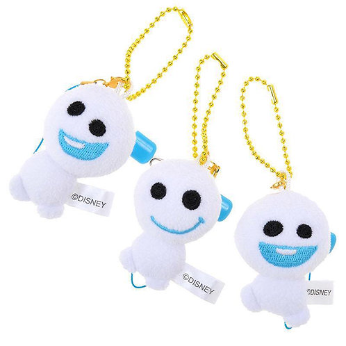 Plushie Keychain Collection - Frozen Olaf's Snowgie Plushie Keychain