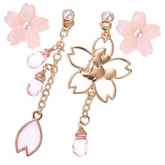 Earring Set Collection : Sakura Minnie Earring Set