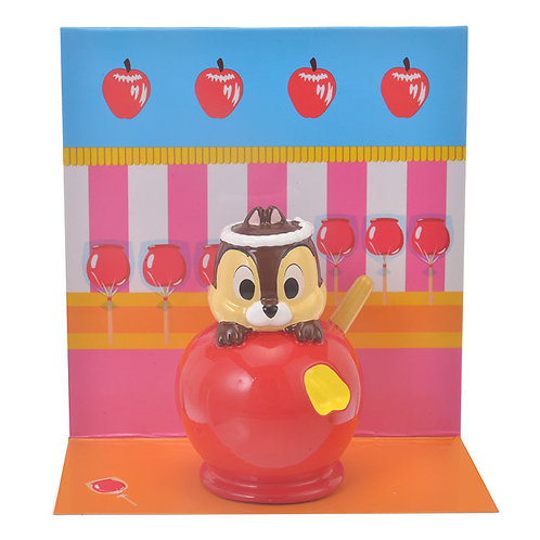 Home Decoration Collection - Chip Mascot Takoyaki Festival Decoration Toy