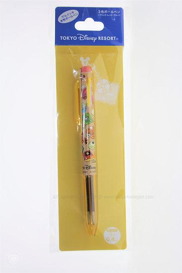 Ball Pen Series- Tokyo Disneyland Food Collection Multi Color Pen