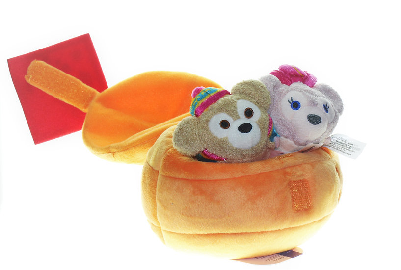 DISNEY TSUM TSUM DECORATION-Hong Kong Disneyland New year Duffy & Shellie May