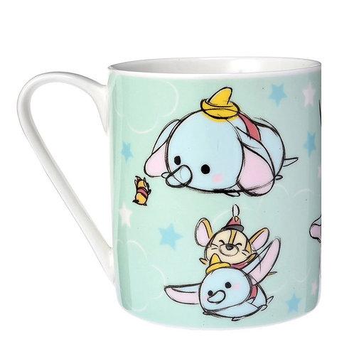 Tsum Tsum Sketch Mug Series : Dumbo & Friends Mug